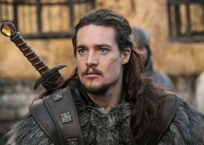 """The Last Kingdom, Alexander Dreymon als """"Uthred von Bebbanburg"""""""