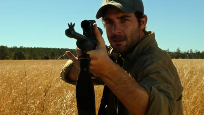 "Zoo, James Wolk als ""Jackson Oz"""